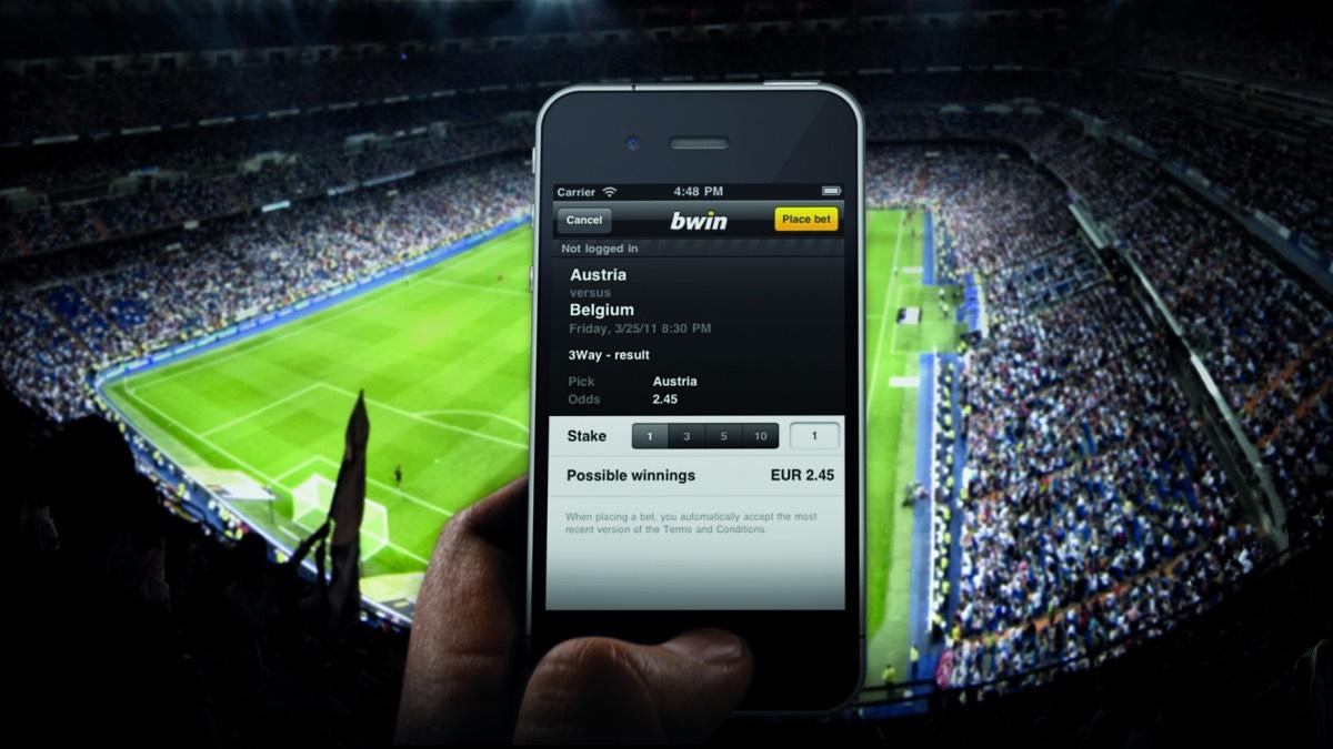 mobile app bwin