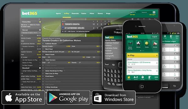 Bet365 app download